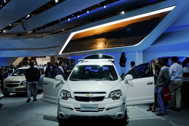 GM SALÃO DO AUTOMÓVEL 2010