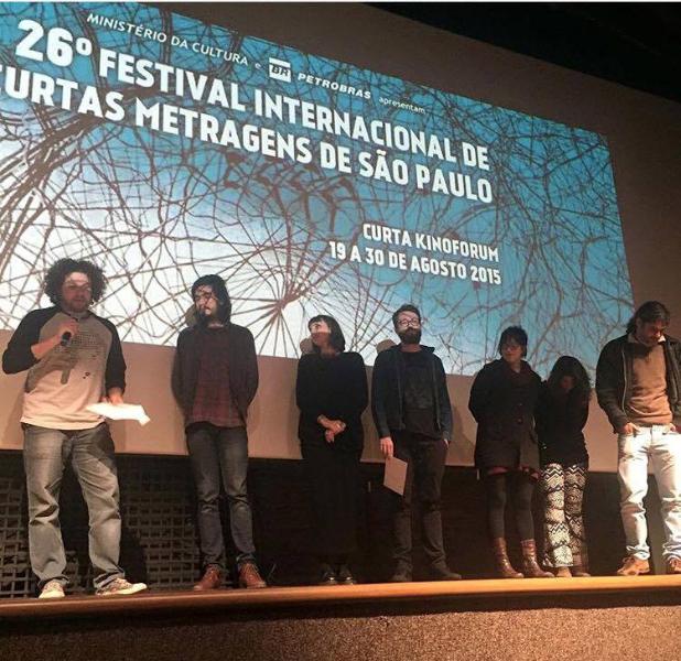 FESTIVAL DE CURTAS KINOFORUM