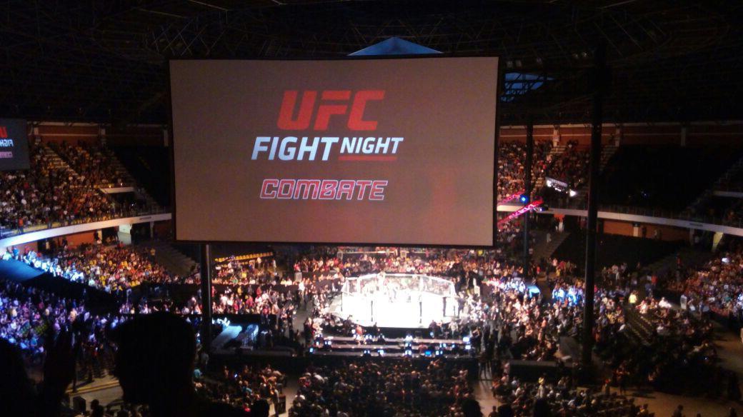 UFC NIGHT BRASÍLIA