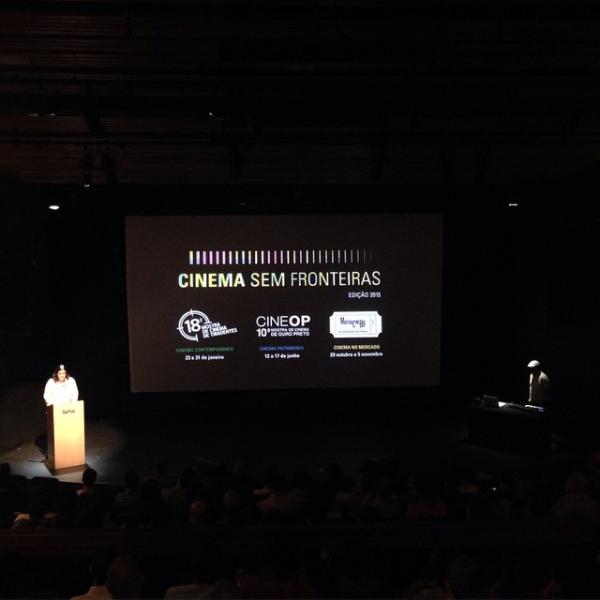 MOSTRA DE CINEMA TIRADENTES