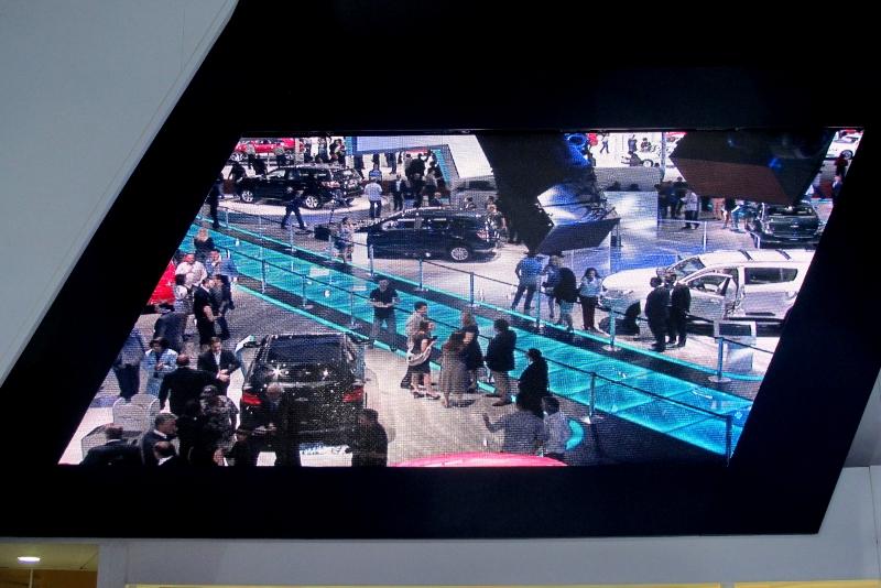 GM SALÃO DO AUTOMÓVEL 2012