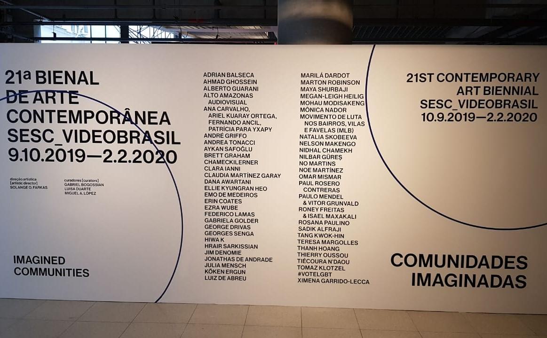 21ª BIENAL DE ARTE CONTEMPORÂNEA