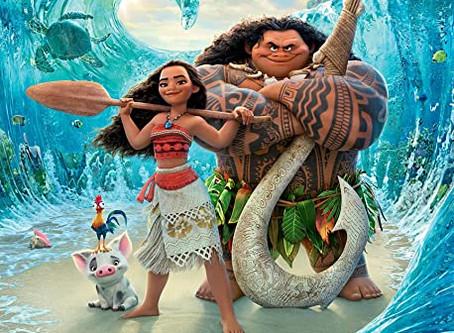 映画『モアナと伝説の海』は現代社会に生き辛さを感じる人に自分らしく生きるためのヒントをくれる物語【心理学の視点からの映画考察】