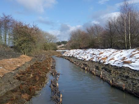 Dinnington River Restoration Project (Yorkshire Wildlife Trust) Testimonial