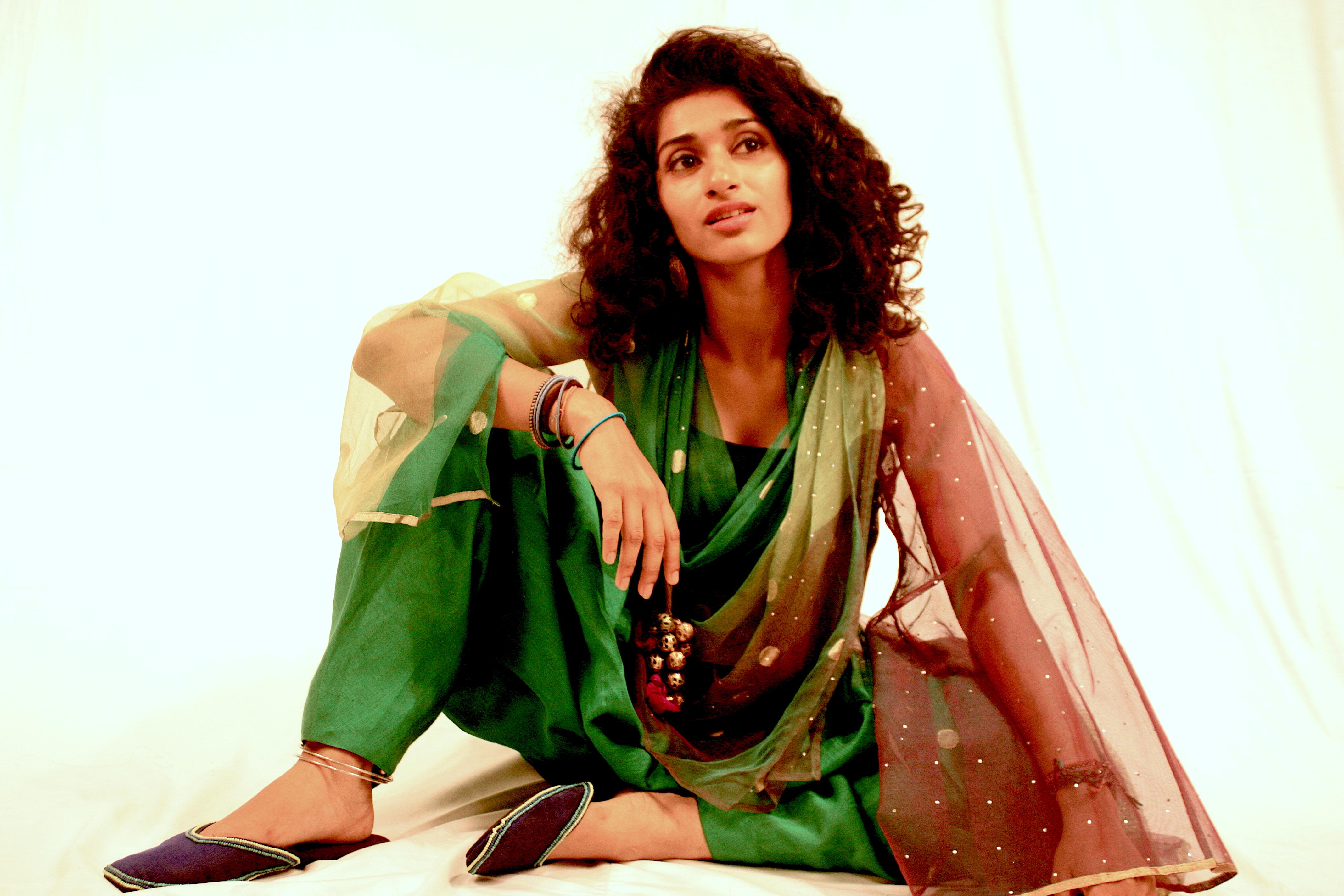 Sandhya Raman Costume Pret