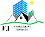 fj remodeling services logo