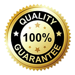 remodeling services 100% guarantee seal