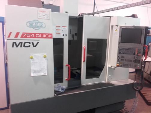 Centrum obróbcze MCV 754 QUICK