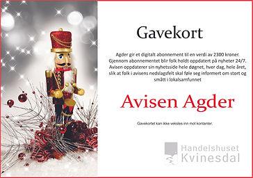Gavekort nettside Avisen Agder.jpg