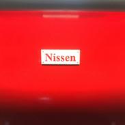 Nissens slede i Kvinesdal