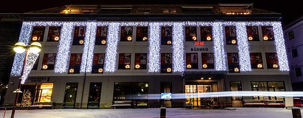 kvinesdal_town_hall_advent_calendar_norw