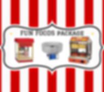 fun foods package