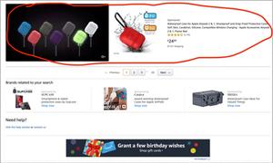 Sponsored Brands - Video in Search ads -  Desktop