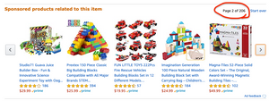 Amazon Sponsored Products Product Targeting