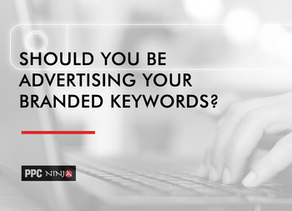 Should you be advertising your branded keywords?