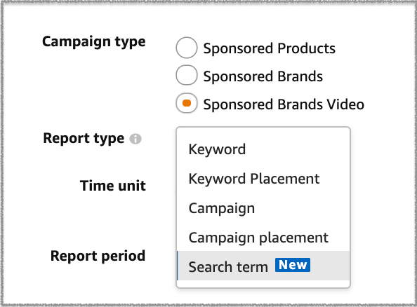 Sponsored Brands - Video in Search Ads - Mobile