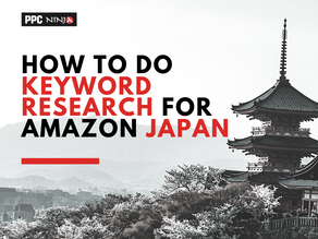 How to do Keyword Research for Amazon Japan