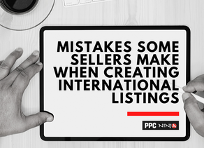 Mistakes Some Sellers Make When Creating International Listings on Amazon
