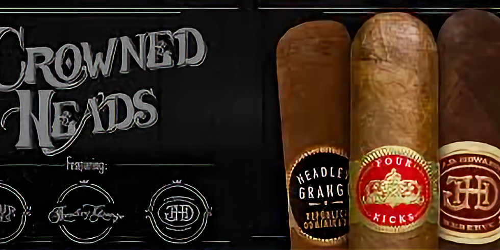 Crowned Heads Cigar Event