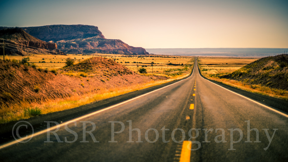Road to somehwere