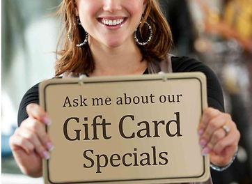 gift card specials sign.JPG
