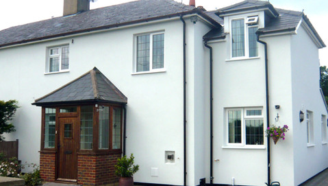 Ermyns Cottages, London - After
