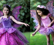Deluxe Wildflower Ballerina Faerie/ Fairy Set