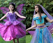 Deluxe Jasmine Wildflower Fairy Set