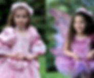 Deluxe Rosette Ballerina Faerie Princess Set