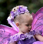 Couture Fairy Garland Headband