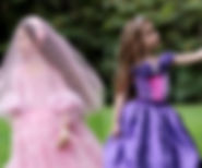 Deluxe Victoriana Rosette Princess Set