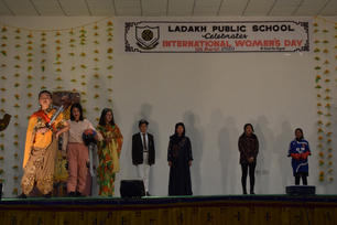 Women's Day at LPS