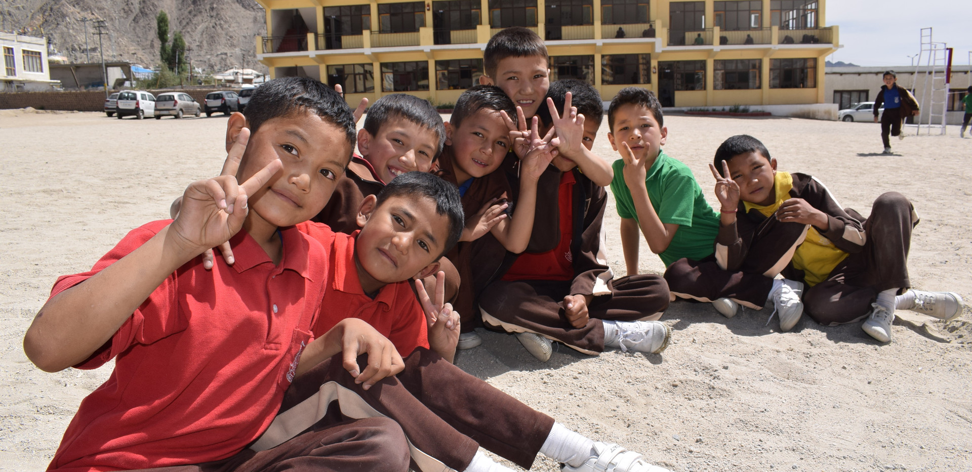 LPS Primary Students