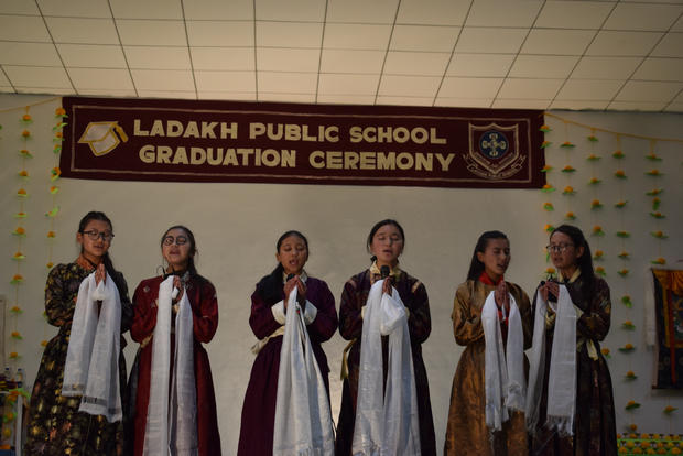 Graduation Day Function at LPS