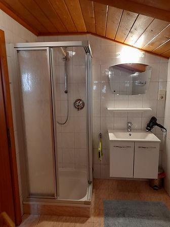 Badezimmer Talblick