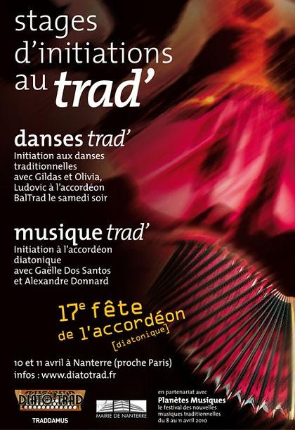 17e fête de l'accordéon (2010)