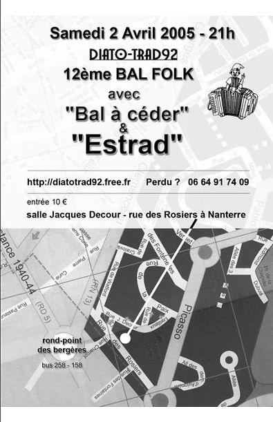 12e fête de l'accordéon (2005)