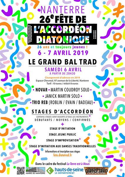 26e fête de l'accordéon (2019)