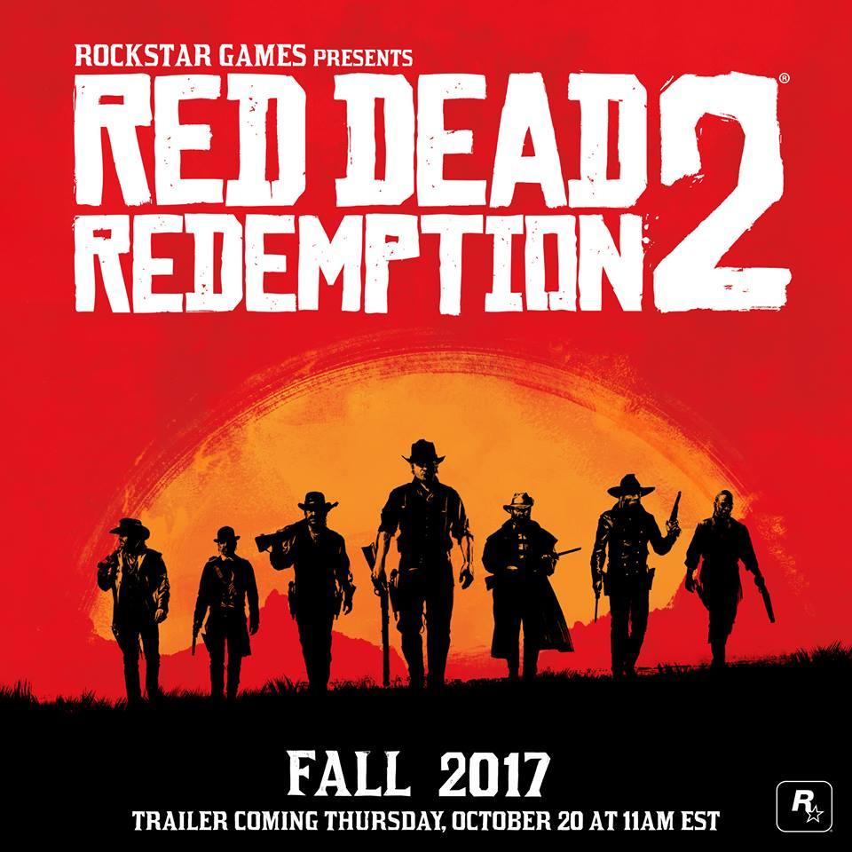 Red Dead Redemption 2 foi confirmado hoje pela Rockstar, mas sem versão para PC por enquanto