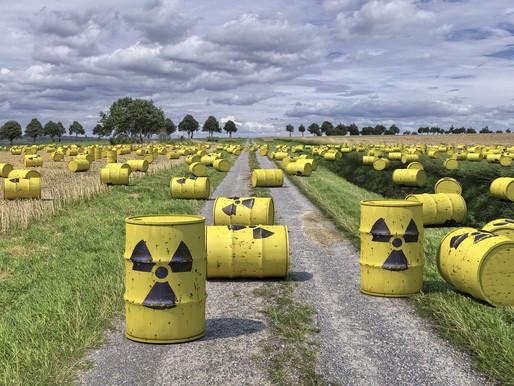 Kernafval, het non-argument in de discussie rond de kernuitstap