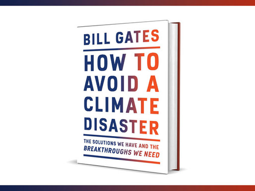 Het hoopvolle ecomodernisme van Bill Gates