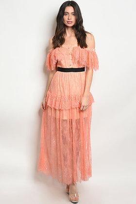 Pixie Dust Ruffled Dress