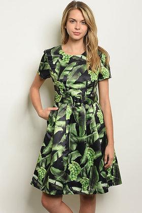 The Wild Jungle Dress