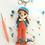 Thumbnail: Girl in dungarees bag charm