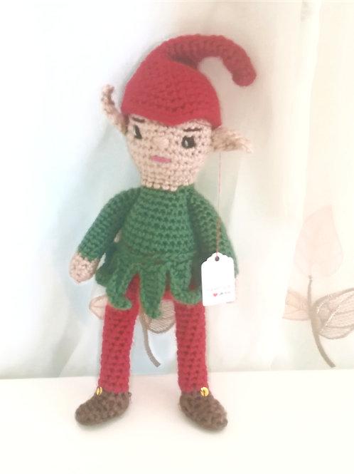 Mischievous Elf Toy