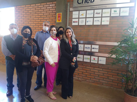 CITeB recebe empreendedoras de Antônio Carlos