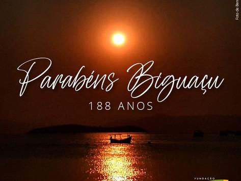 188 Anos de Biguaçu - Parabéns!