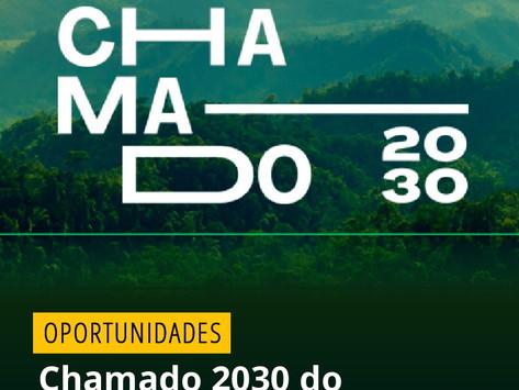 Chamado 2030 do Grupo Boticário