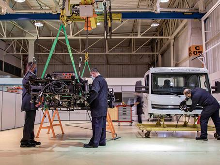 e-Mobility. Tecnologia catarinense para transporte de cargas