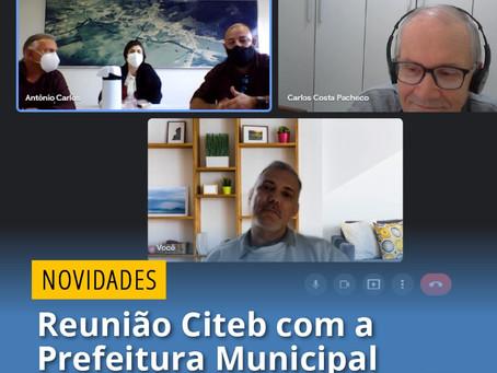 Reunião Citeb com Prefeitura de Antônio Carlos